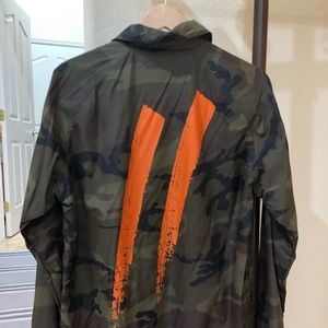 Sworn II Us Camo Jacket [Vlone Style]